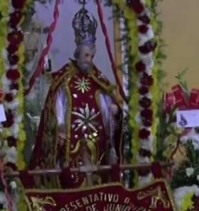 Pobladores de Quipán celebraron ayer en Huaral la fiesta de su patrón San Pedro Huaralenlinea.com