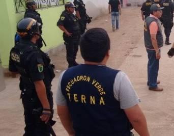 Tres agentes del Grupo Terna fueron asaltados en pleno operativo