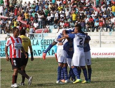 Unión Huaral logra importante empate frente al Willy Serrato en partido de visita . Huaralenlinea.com
