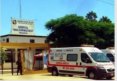 Hospital de Huaral emite comunicado respecto a madre perdió a gemelos por presunta negligencia médica Huaralenlinea.com
