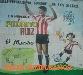 Hoy lunes 6 de Julio ¡Feliz cumpleaños Pedrito Ruiz La Rosa Huaralenlinea.com