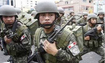 Jóvenes pandilleros obligados a entrar al servicio militar Huaralenlinea.com