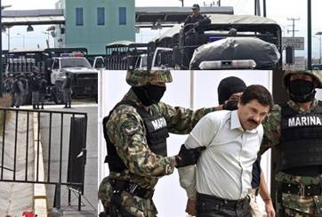México el Chapo Guzmán se escapó por túnel de 1,5 kilómetros por segunda vez Huaralenlinea.com