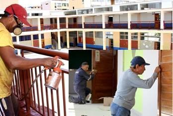 Padres de familia deben fiscalizar dinero transferido a colegios para mantenimiento de infraestructura Huaralenlinea.com