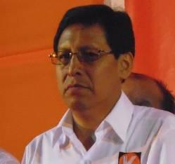 Dr. Juan Sarmiento A reunión de La Huaquilla fui convocado por directiva de la Junta Vecinal Huaralenlinea.com