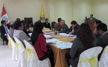 Sesión de Concejo rechaza por mayoría solicitud de vacancia contra alcaldesa Ana Kobayashi Huaralenlinea.com