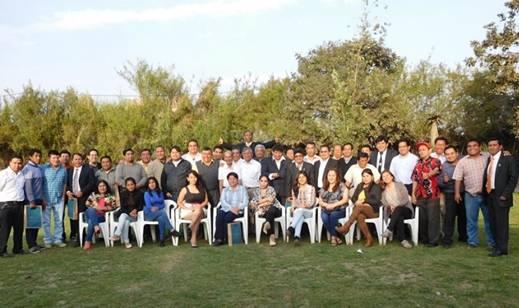 En grato ambiente de camaradería, periodistas de Huaral celebraron su día [Fotos]