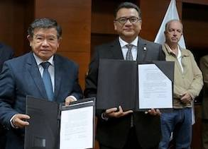 Minagri firma convenio con Gorel para reforzar ríos y canales ante fenómeno del Niño