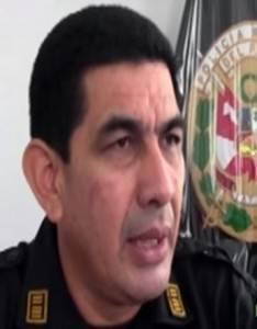 comandante José Solano
