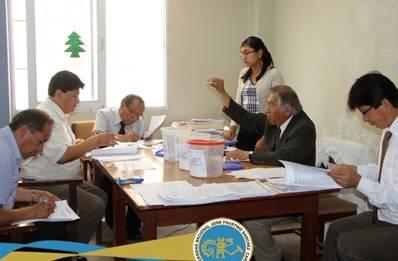 63 mesas de sufragio se instalarán para elegir al nuevo rector y vicerrectores de la faustino huaralenlinea.com