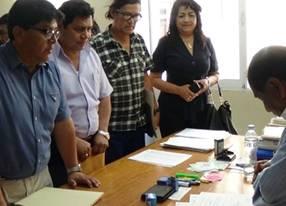 César Mazuelos Cardoza y Carlos Chuquilín Terán disputarán el rectorado de la Sánchez Carrión huaralenlinea.com