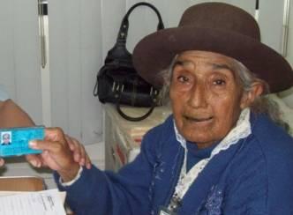 DNI es gratis para mayores de 65 años y personas con discapacidad huaralenlinea.com