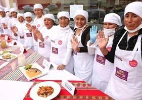 Comedores populares de Lima Provincias participarán en Mistura 2016