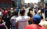 Balacera deja dos personas heridas en asalto en pleno centro de Huacho (VIDEO)