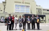 Chui se reunió con viceministro de orden interior para precisar medidas ante inseguridad en la región Lima