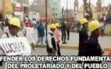 Informe Panamericana TV : Imágenes revelan infiltración de terroristas en sindicatos de Huaral (Video)