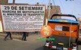 Mototaxistas de Huaral protestarán este 29 ante el Ministerio de Transporte en Lima