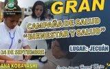 Municipalidad de Huaral realizará IV Campaña de Salud Integral en Centro Poblado Jecuán