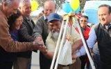 Vecinos de Micaela Bastidas reciben alborozados obras del sistema de alcantarillado