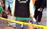 Asesinan a hombre de 11 balazos en Huaral(VIDEO).