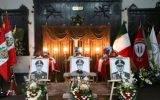 Bomberos héroes serán sepultados esta tarde en cementerio de Huachipa