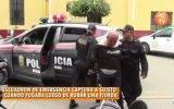 Capturan con el botín a ladrón que con otros cómplices robó en tienda de la calle Derecha –  Huaral
