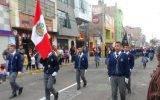 Desfile Cívico Escolar  por el 126° Aniversario Distrito de Huaral (Fotos)