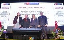 Nelson Chui participó del encuentro de municipalidades inscritas en Segunda Edición del Premio Nacional Sello Municipal