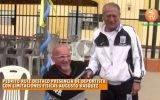 Pedro Ruiz destaco la presencia del deportista con limitaciones físicas Augusto Vasquez (VIDEO)