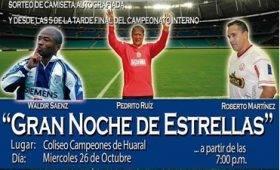 Súper clásico  U – Alianza hoy en el Coliseo Cerrado Campeones de Huaral
