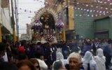 Señor de los Milagros 2016: hoy se realiza la última procesión por la calles de Huaral