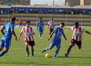 Unión Huaral goleó al Carlos Mannucci de Trujillo por 4 a 1