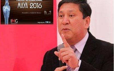 Juan Álvarez Andrade, alcalde de Chancay, recibiría cuestionado premio Maya.