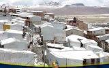 Senamhi anuncia nevadas en zonas altoandinas de la región Lima