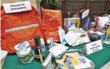 Debemos estar preparados y con mochila de emergencia para afrontar un sismo de gran intensidad
