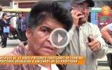 Después de 32 años presunto traficante de terreno pretende desalojar a ancianos de su propiedad