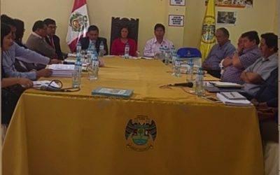 Sesión de Concejo ratificó por mayoría rechazo a solicitud de vacancia contra alcaldesa de Huaral