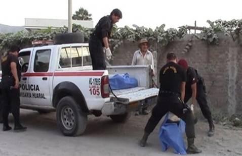 Asesinan a sujeto en la carretera Huaral – Acos.