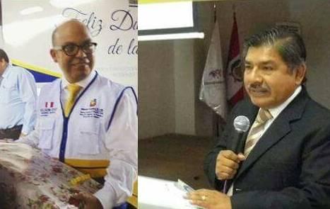 Cambios en la gerencia general del Gobierno Regional de Lima.
