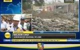 GRL tomará acciones al detectar invasiones de cauces que sirven de caida natural de huaicos en Santa Eulalia