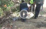 Hallan hombre  muerto  en la Carretera Huaral – Lima (Video)