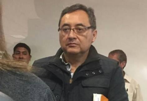 Jorge Cuba llegó esta mañana a Perú y permanece en la Sala Penal Nacional