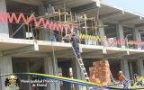 Las obras siguen con más fuerza: Construcción del colegio La Esperanza