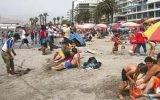 Multas a quienes lleven comida y mascotas a playas de Ancón