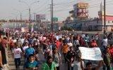 Puente Piedra: masiva marcha contra peaje