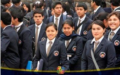 Se ofrecen cien vacantes para postular al colegio de alto rendimiento en la región Lima