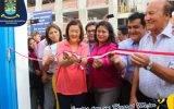 "Alcaldesa Anita Kobayashi inauguró I.E. Cuna Jardín ""Virgen de la Medalla Milagrosa"""