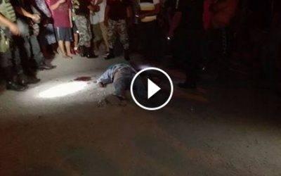 Asesinan a mototaxista en el distrito de Huaura.