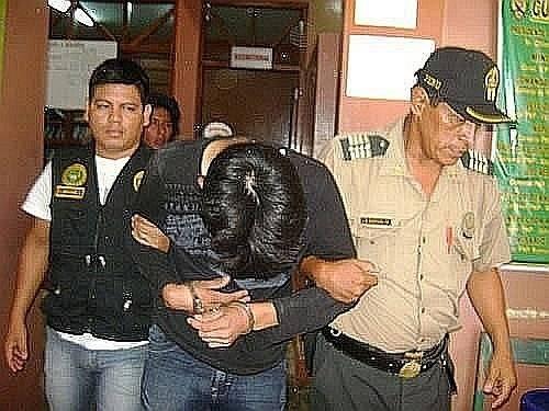 Cañete Condenan a 22 años de cárcel a sujeto que mató a su hijita por no comer