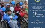 I Campaña de certificación para personas con discapacidad